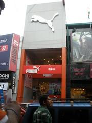 Bangalore Puma