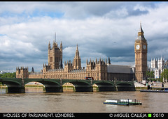 HOUSES OF PARLIAMENT (MIGUEL CALLEJA) Tags: london westminster thames parliament bigben londres tmesis leuropepittoresque