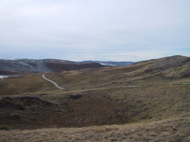 Rolling Hills of Greenland