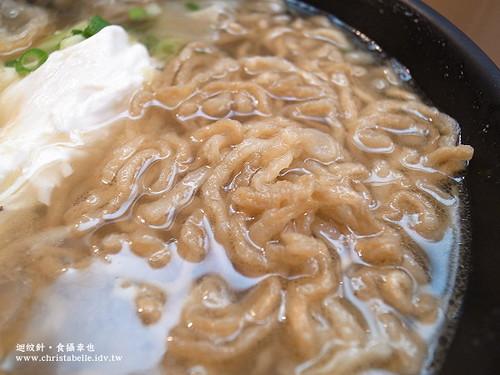 小豆豆鍋燒意麵之意麵