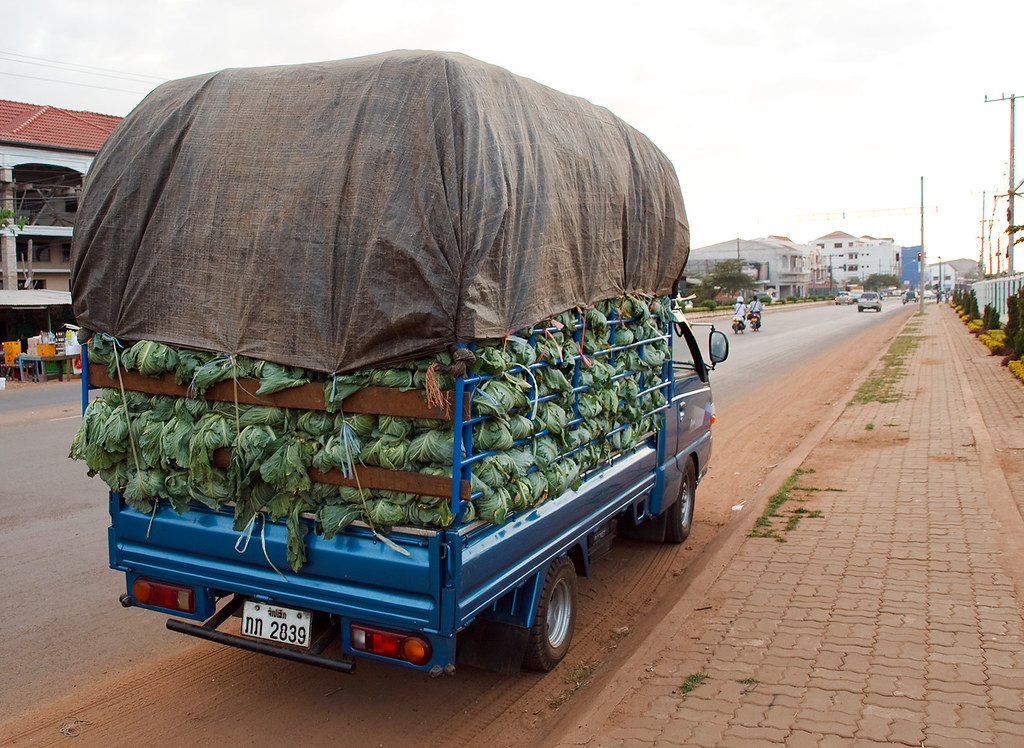 Lettuce Lorry