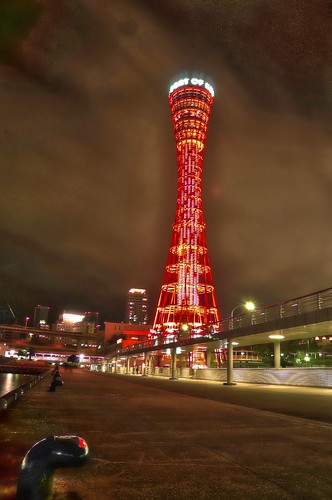 Kobe port tower 01/HDR