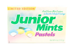 Junior Mints Pastels Box