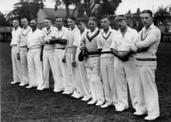 EdrichXI Blofield1938 (Broaddragon Nev) Tags: family j w norfolk cricket blofield edrich wjedrich edrichxi