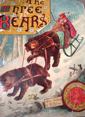 The Three Bears McLoughlin Bros 1888