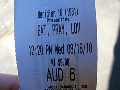 Eat, Pray, Lov
