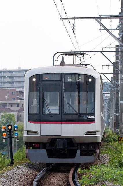 東急電鉄目黒線5080系5184F 長津田工入場回送