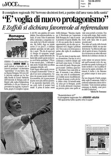 """""""SERVONO DECISIONI FORTI, A PARTIRE DALL'AREA VASTA DELLA SANITA'"""""""