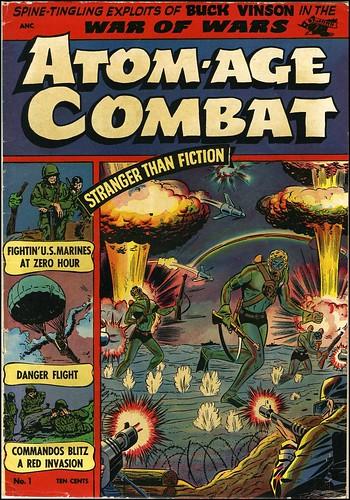 Atom-Age Combat #1