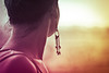 (ankilien) Tags: old woman india girl look hair neck outside pretty wind time girly indian watch rustic watching culture ears pearls chain nostalgia rings earthy future ear present nostalgic hanging past tops straps chandigarh ankur hairs patar
