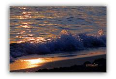 "Orilla (tonialon) Tags: sunset sea españa sun luz sol beach colors island atardecer mar spain mediterranean playa isla ocaso mediterraneansea platinumphoto ""puestadesol"" ""atardecerfrentealmar"" tonialon"