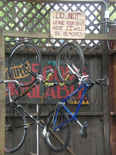 Bike rack Zeitgeist