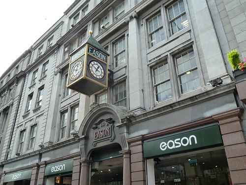 Eason's Bookshop