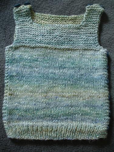 Dragon Baby vest