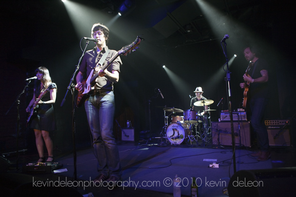 The Wooden Birds @ The Parish - Austin, TX