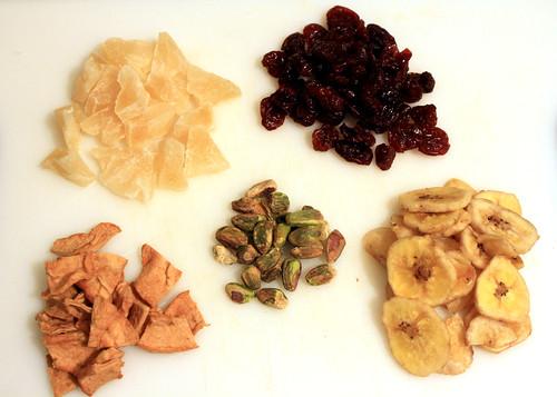 Nut Couscous - Dried Fruit