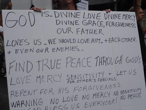 love our enemies etc, side 1