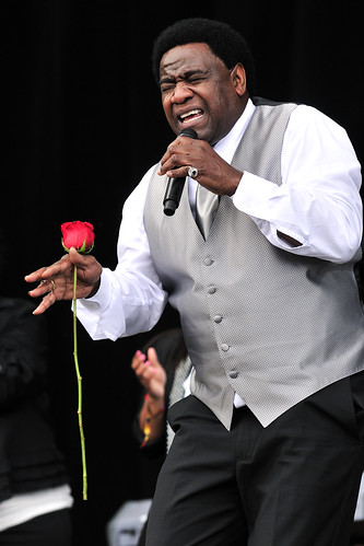 Al Green at Outside Lands