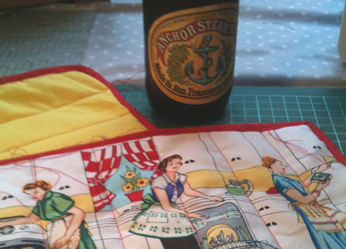 Anchor steam and home ec