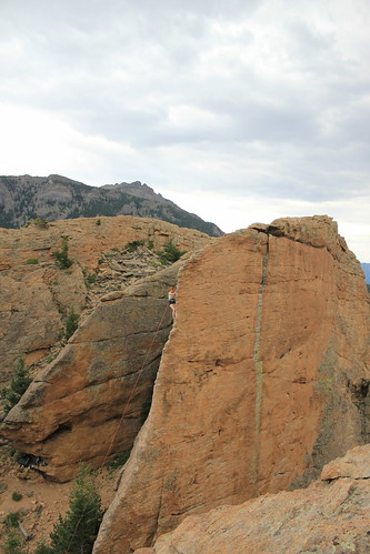 Jurrasic Park Climbing