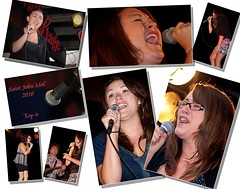 Jenna P Collage 14x11 (DaveyMacG) Tags: collage hyundai thewave newbrunswick competition marketsquare boardwalk livemusic sing saintjohn canada singing music show entertain compete