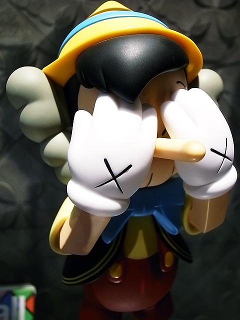 Kaws Pinocchio2