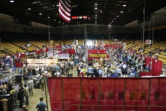 "Main arena display at Dayton • <a style=""font-size:0.8em;"" href=""http://www.flickr.com/photos/10945956@N02/4923925541/"" target=""_blank"">View on Flickr</a>"