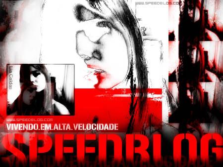 SpeedBlog: capa/cover #19