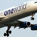 A340-313 | Finnair | oneworld | OH-LQE | HKG