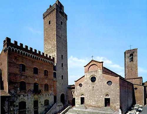 San Gimignano - duomo