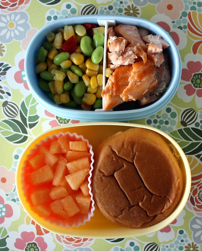 Toddler Bento #43: August 25, 2010