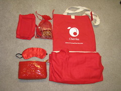 Cherry Travel Pack