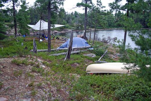 Campsite # 127