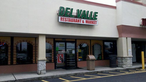del valle, mexican food