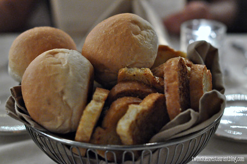 Bread Basket ~ Murray's Restaurant