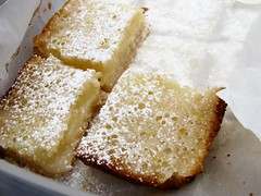 Wendy's Lemon Bars