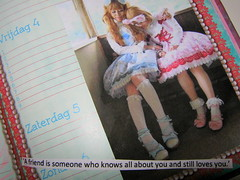 Friends Page by Lolita Wonderland