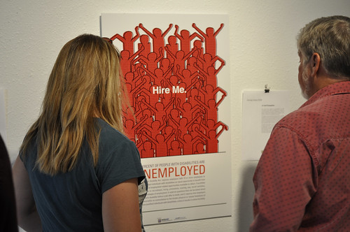 Giving Voice is the annual poster design collaboration between AIGA Colorado ...