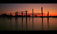 Sentinel II (VikasAnand) Tags: sunset boston canon rebel nd vikas pierspark eastboston bostonist canon1740mmf4l universalhub bw30nd