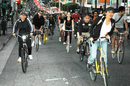 Los Angeles Critical Mass (<span class=