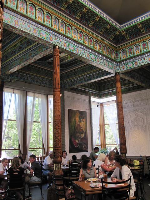 Dushanbe Teahouse, Boulder, CO