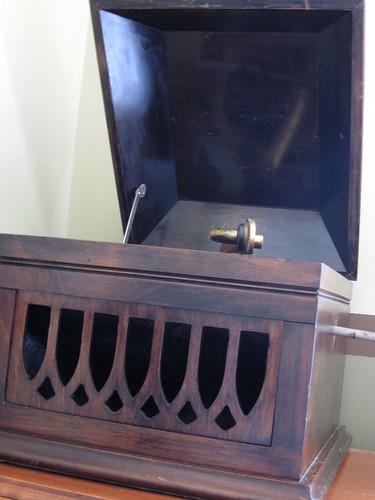 My Davis Phonograph