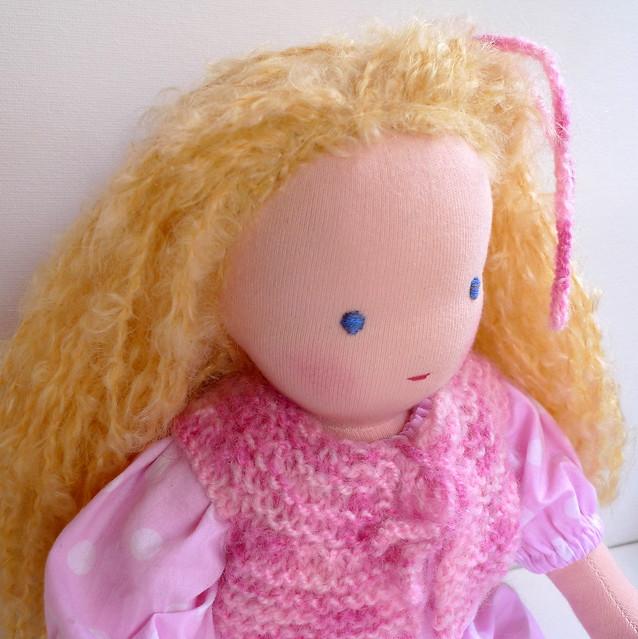 Kayla's doll