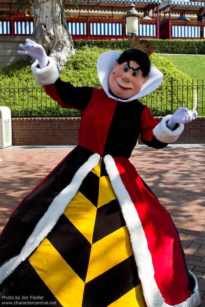 Queen Of Hearts Disney