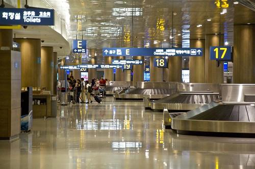 ICN luggage lounge
