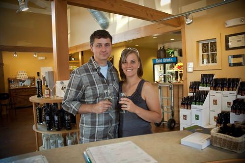 Wine tasting, 7th Anniversary