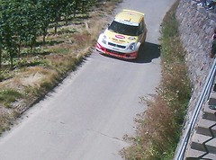 Karl Kruuda Suzuki Swift S1600 (74Mex) Tags: deutschland rally wrc karl swift suzuki 2010 ss3 s1600 moselland kruuda