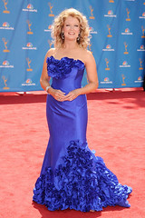 Mary Hart at the 62nd Primetime Emmy Awards