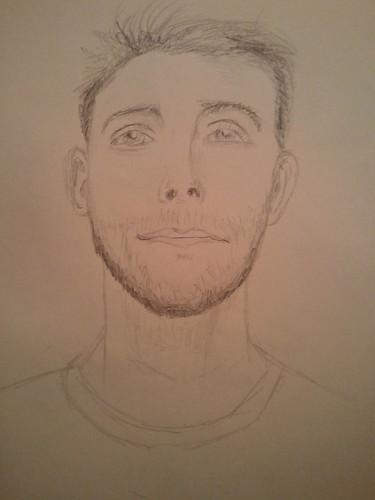Daily Doodle: Self Portrait