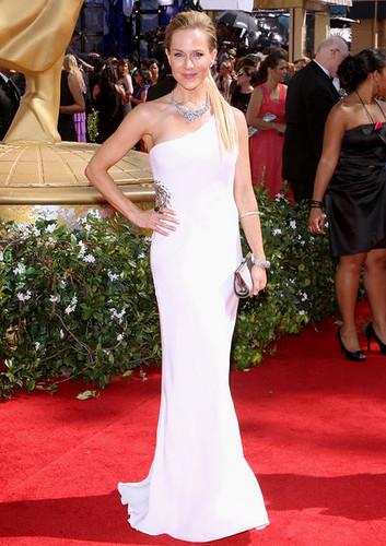 Julie Benz  at the 62nd Primetime Emmy Awards